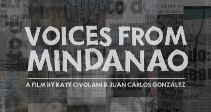 Voices from Mindanao